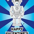 DOCTOR WHO VALENTINE CARD 2 by mjfouldes