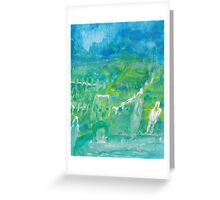 Mystic Angelus Greeting Card