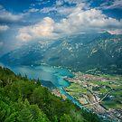 Lake Brienz by Adam Northam