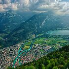 Lake Thun by Adam Northam