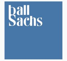 Ball Sachs (Sticker) by thom2maro