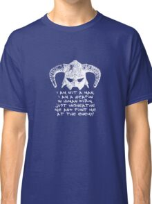 You are the Dragonborn. Classic T-Shirt