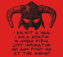 You are the Dragonborn. Kids Clothes