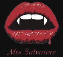 Mrs Salvatore T-Shirt