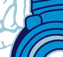 Brain-Sync Sticker