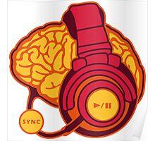 Brain-Sync Poster