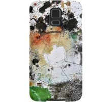 Chaos Mapping (Collaborative Drawing with Anna Lees) Samsung Galaxy Case/Skin