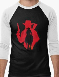 The Cowboy Men's Baseball ¾ T-Shirt