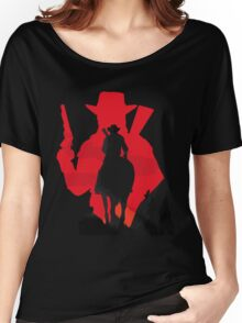 The Cowboy Women's Relaxed Fit T-Shirt