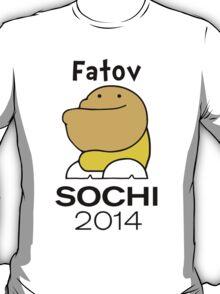 Fatov - Sochi 2014 T-Shirt