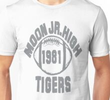 Moon Junior High American Football Unisex T-Shirt