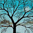 OLD ELM TREE by RainbowArt