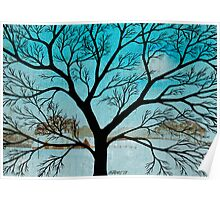 OLD ELM TREE Poster