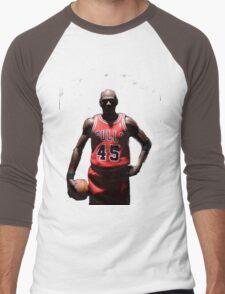 MJ 23 Men's Baseball ¾ T-Shirt
