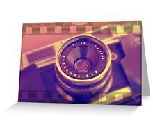 Film SLR  Greeting Card