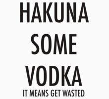 Hakuna by vrisca
