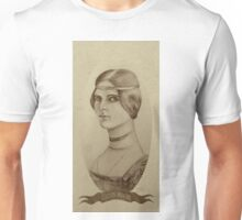 Cleo de Merode Unisex T-Shirt