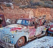 Used to be A Hard Workin Truck by Lee Craig