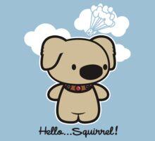 Hello... Squirrel  T-Shirt