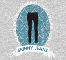SKINNY JEANS by SallySparrowFTW