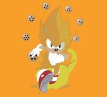 Sonic the Super Sayian by Gary Broad
