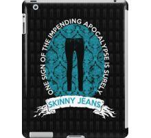 SKINNY JEANS iPad Case/Skin