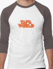 Retro Tape World Men's Baseball ¾ T-Shirt