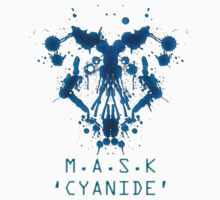 The Masks of Legion - Cyanide by Jack  Munro