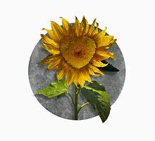 Heart Sunflower Unisex T-Shirt
