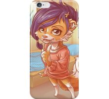 Pretty Cute 3 iPhone Case/Skin