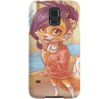 Pretty Cute 3 Samsung Galaxy Case/Skin