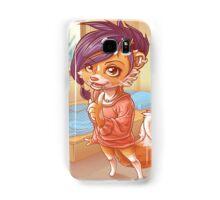 Pretty Cute 3 Samsung Galaxy Case/Skin