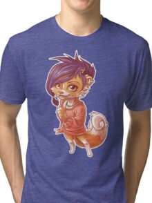 Pretty Cute 3 Tri-blend T-Shirt