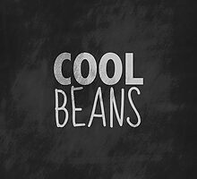 Cool Beans by Mary Nesrala