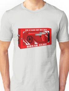 In case of ducks  Unisex T-Shirt