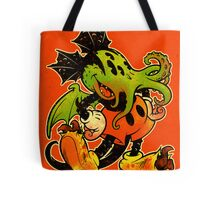 MICKHULHU MOUSE (color) Tote Bag