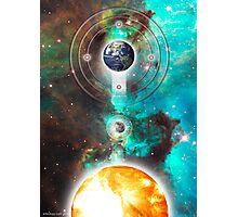 spherical trinity Photographic Print