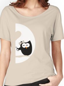 Valentine's Day - Owls in love GIRL Women's Relaxed Fit T-Shirt