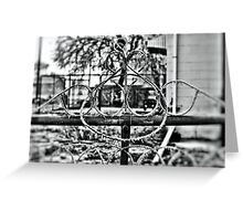 #2 My Soul is Bound.... Greeting Card