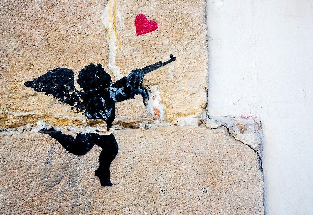Happy Valentine by Heather Buckley