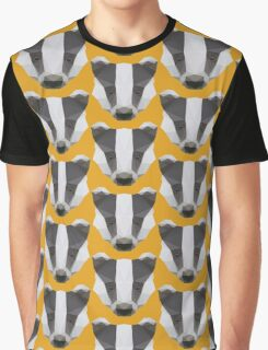 Badger Love Graphic T-Shirt