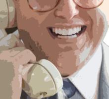 Donnie Azoff - Wolf Of Wall Street Sticker