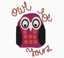 owl be yours by Daniela Reynoso Orozco