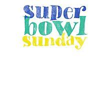 Super Bowl Sunday XLVIII 2014 Photographic Print