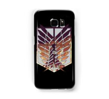 wings of freedom Samsung Galaxy Case/Skin