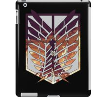 wings of freedom iPad Case/Skin