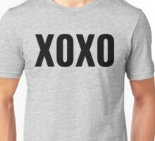 XOXO Hugs & Kisses Unisex T-Shirt
