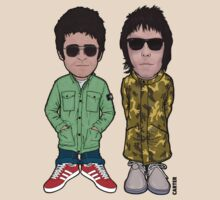 Noel and Liam by carterscasuals