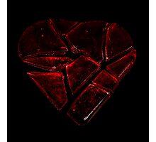 Broken Heart Photographic Print