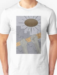 All Barriers Crumble and Fall T-Shirt